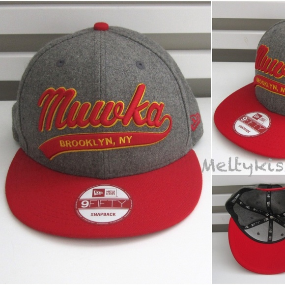 4a9ec0dc8 NEW ERA 9FIFTY MISHKA 100% WOOL SNAPBACK HAT_O/S